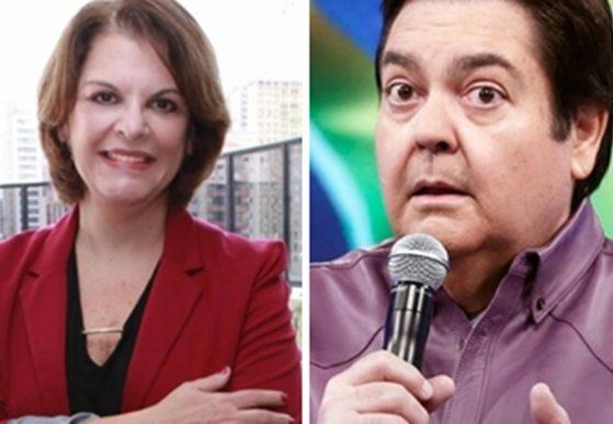 Leonor Corrêa não é mais contratada do SBT (Foto: Montagem/TV Foco)