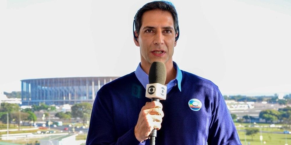Lacombe ainda na Globo (Foto: reprodução)