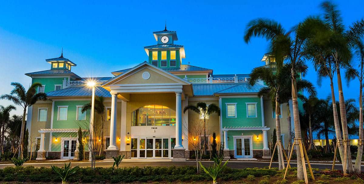 Mansão de Ratinho em Orlando (Foto: Reprodução)
