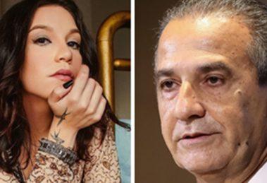 Priscilla Alcântara criticou atitude de Silas Malafaia (Foto: Montagem/TV Foco)