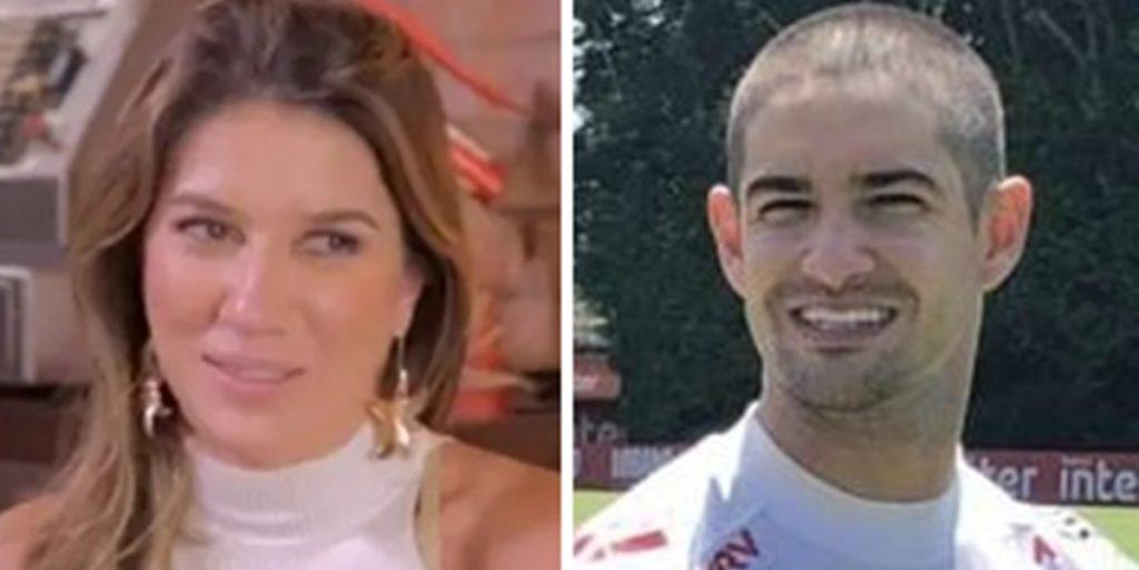 Rebeca Abravanel tem nova função dada por jogadores do São Paulo (Foto: Montagem/TV Foco)