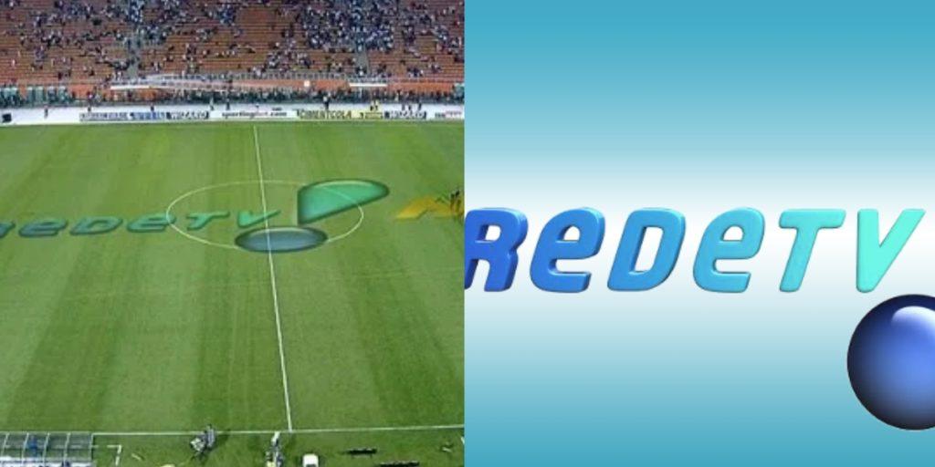 RedeTV transmite futebol ao vivo (Foto: Montagem TV FOCO)