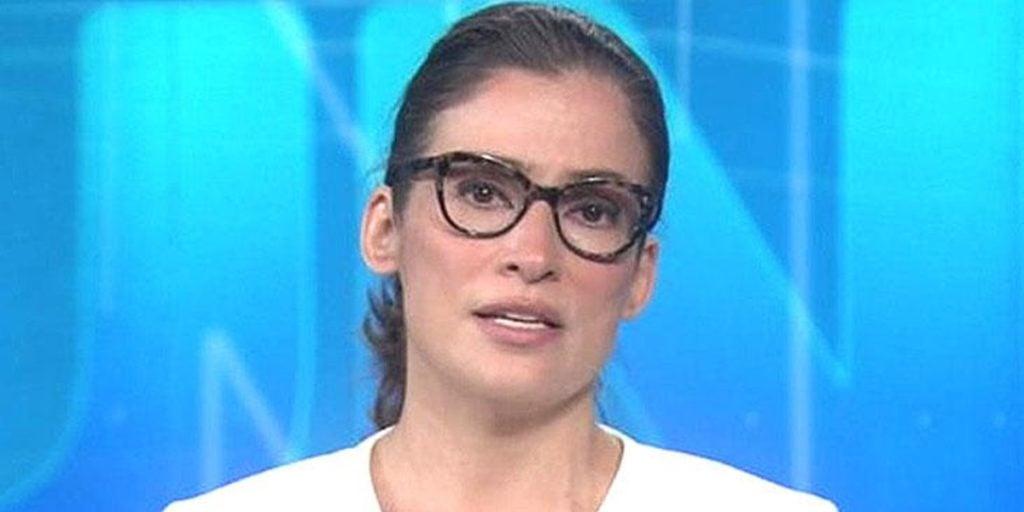 Público vem utilizando das redes sociais para lamentar ausência de Renata Vasconcellos do Jornal Nacional (Foto: Reprodução)