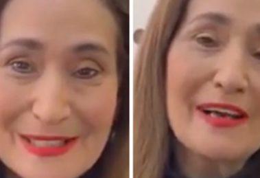 Sonia Abrão irá lançar canal no YouTube (Foto: Montagem/TV Foco)