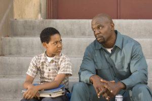 Terry Crews e Tyler James, astros de Todo Mundo Odeia o Chris, protagonizam debate sobre o racismo (Foto: Reprodução)