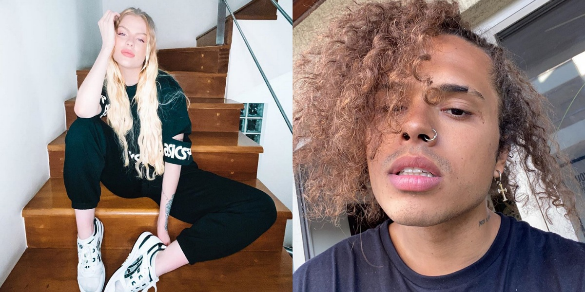 Vitão e Luísa Sonza se posicionam após rumores de affair (Foto: Reprodução/Instagram)