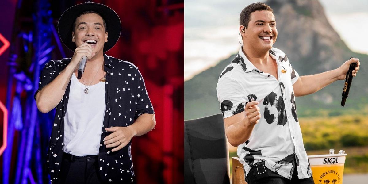 Em entrevista cantor Wesley Safadão lamenta prejuízo de shows cancelados (Foto: Reprodução/Instagram)