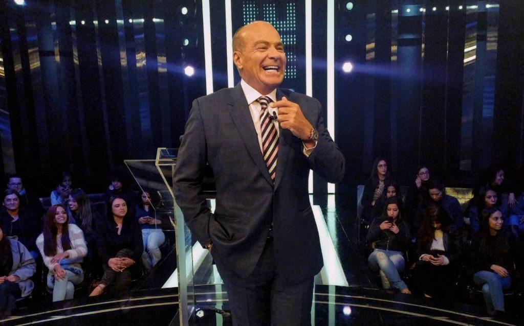 Marcelo de Carvalho da RedeTV (Foto: Divulgação)