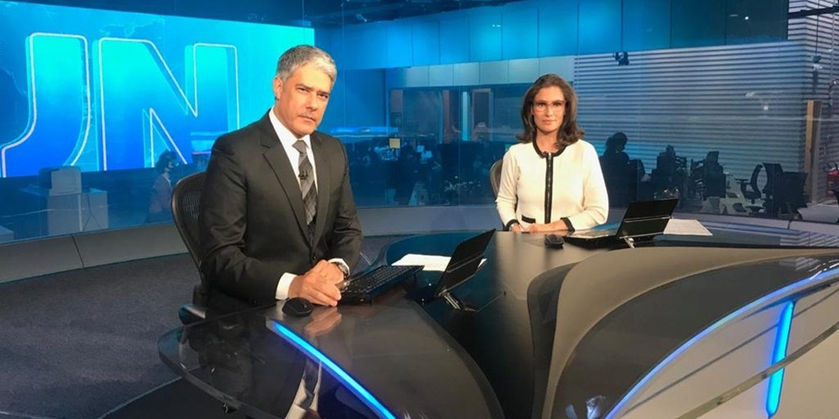 William Bonner, Jornal Nacional
