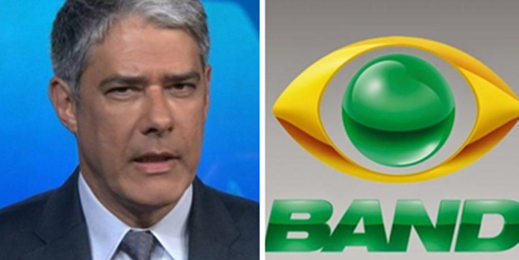 William Bonner esconde importante informações dos Brasileiros em telejornal (Foto: Montagem/TV Foco)