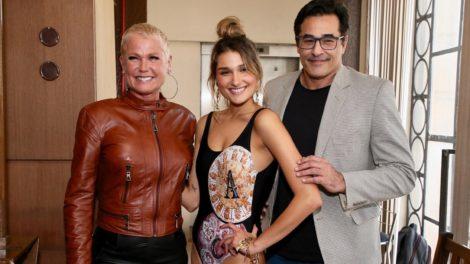 Xuxa, Sasha, Luciano Szafir