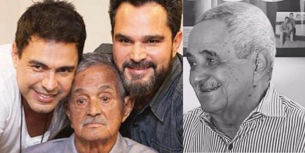 Zezé, Luciano e Francisco Camargo (Foto: Reprodução)