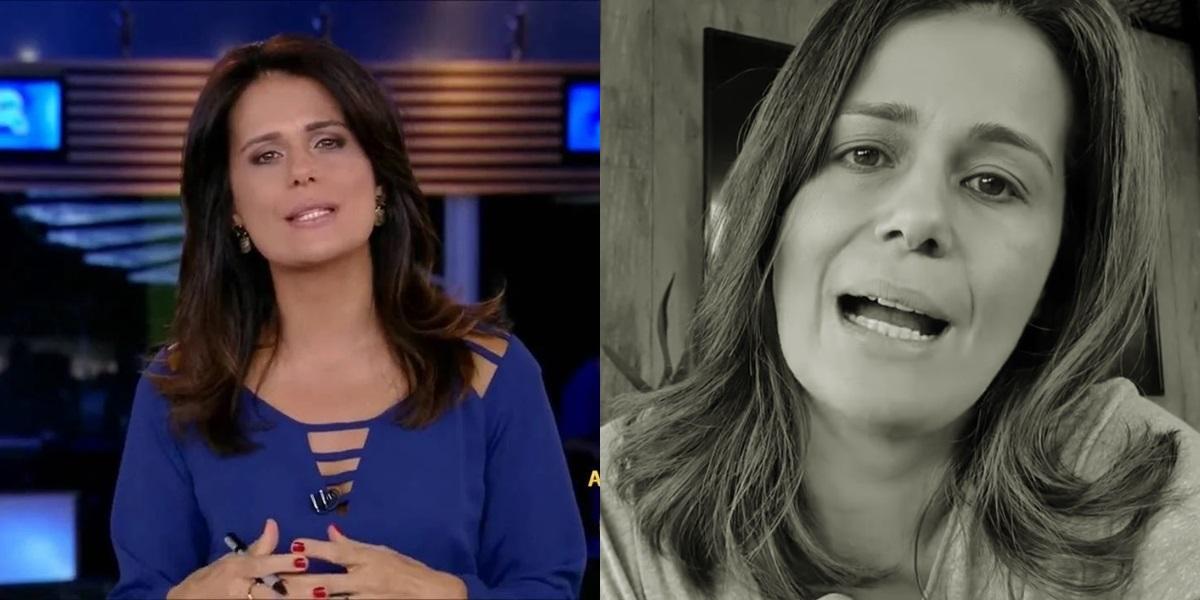 Adriana Araújo fez uma grave acusação ao governo (Foto: reprodução)