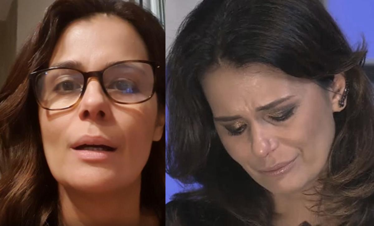 Adriana Araújo solta o verbo contra Ministério da Saúde e pede transparência na divulgação de dados (Foto: Reprodução)