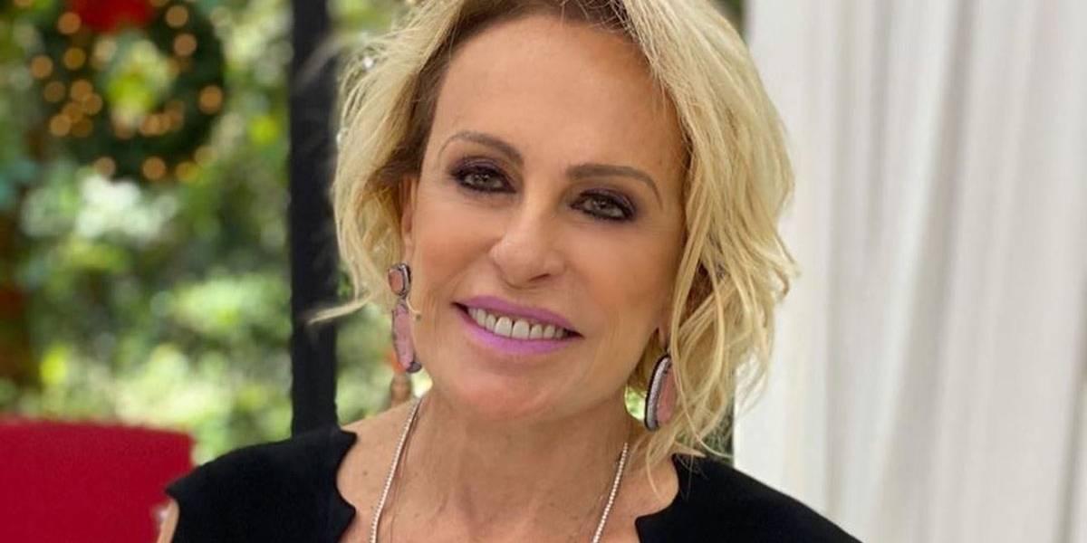 Ana Maria Braga (Reprodução)