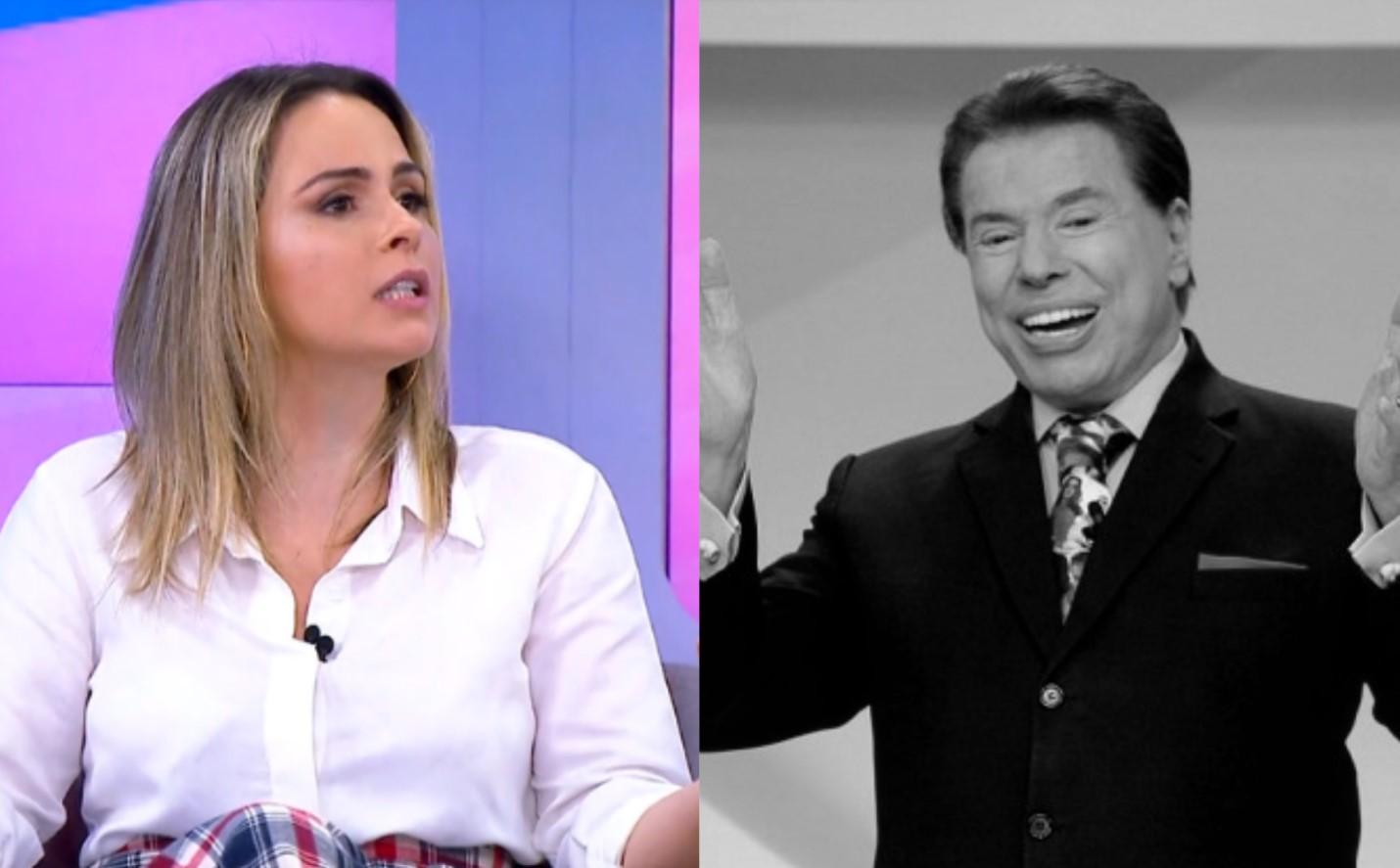 Ana Paula Renault falou sobre relação com Silvio Santos - Foto: Reprodução
