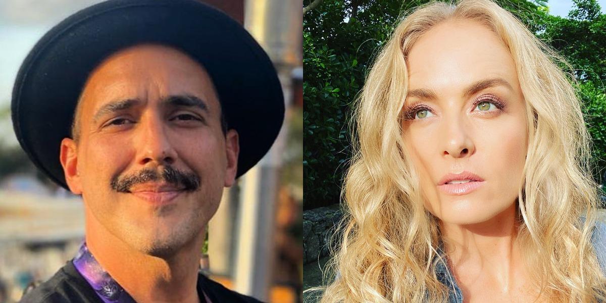 André Marques e Angélica podem voltar ao Vídeo Show (Foto: Reprodução/Instagram)