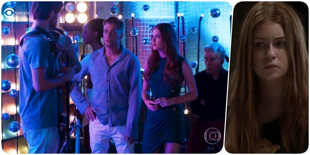 Eliza se abala, mas Arthur dá show ao ver Jonatas em prova em Malhação Viva a Diferença