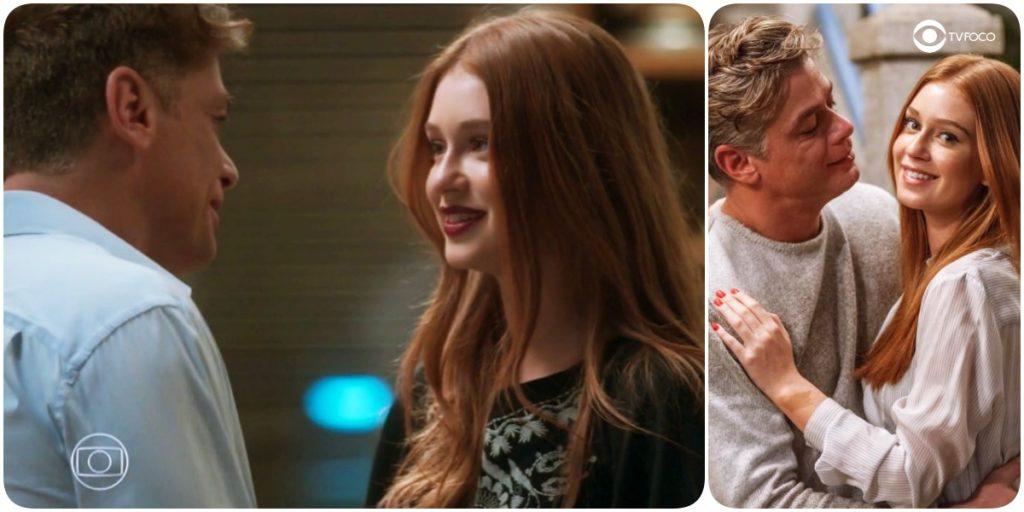 Arthur tenta ter um momento romântico com Eliza em Totalmente Demais