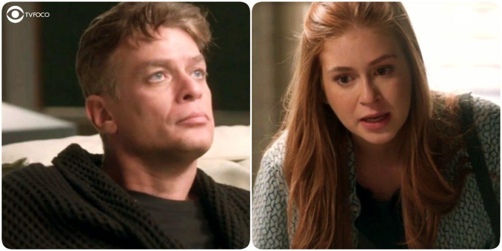 Arthur e Eliza terão uma briga feia em Totalmente Demais