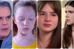 Pendleton se preocupa por Ester e a filha em As Aventuras de Poliana