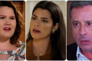 Na trama de As Aventuras de Poliana Nancy, Violeta e Roger serão destaque