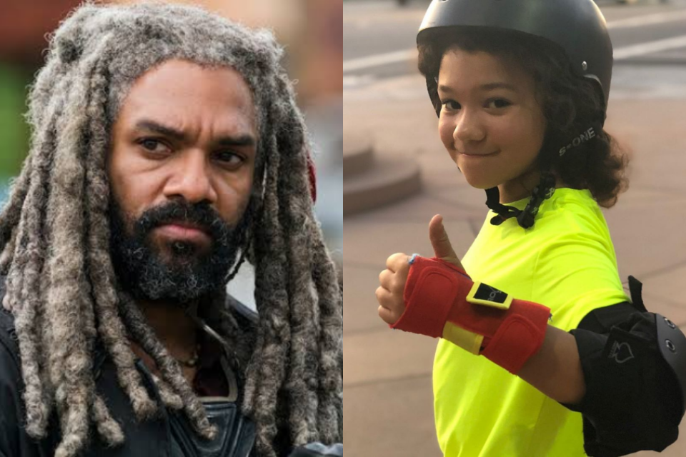 Em post emocionante, ator de The Walking Dead revela que filho de 11 anos é transexual (Foto: Reprodução)
