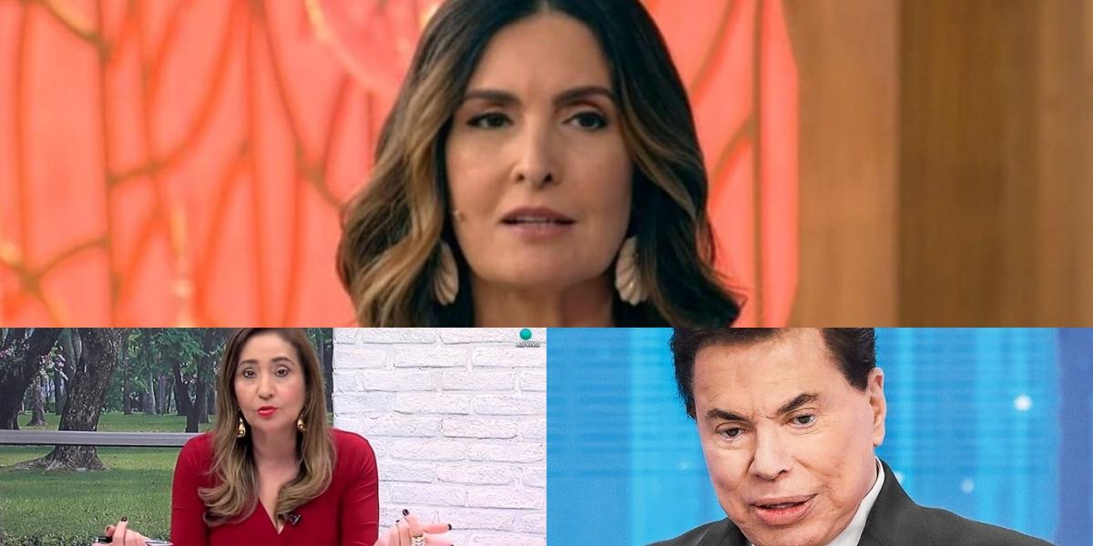 Audiência 04/06: Fátima Bernardes sobe, Sonião Abrão ganha destaque e Bom Dia & Cia cai (Foto: reprodução/Montagem TV Foco)