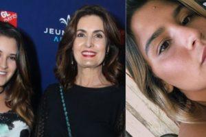 Bia Bonemer, filha de Fátima Bernardes, teve ciúmes de Giulia Costa (Foto: AgNews/Instagram)