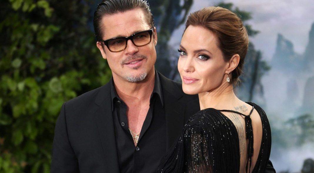 Brad Pitt e Angelina Jolie se reaproximam (Foto: Reprodução)