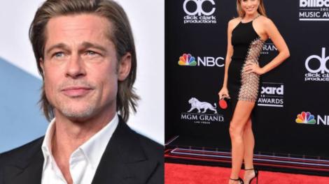 Renee Bargh, apresentadora do The Voice, é apontada como novo affair de Brad Pitt (Foto: Reprodução)