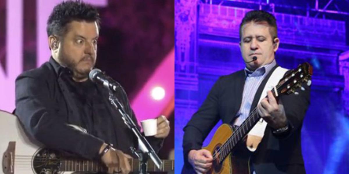 Bruno e Marrone se envolvem em muitas polêmicas (Foto: Reprodução/YouTube/Divulgação)