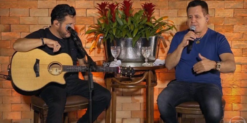 Bruno e Marrone se desentenderam ao vivo sobre 'briga' com famoso em conversa com Bial