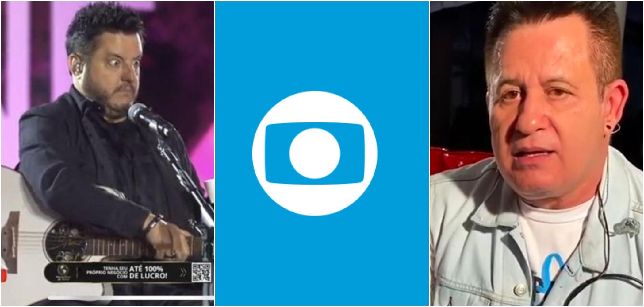 Bruno e Marrone concederam entrevista à Globo (Reprodução)