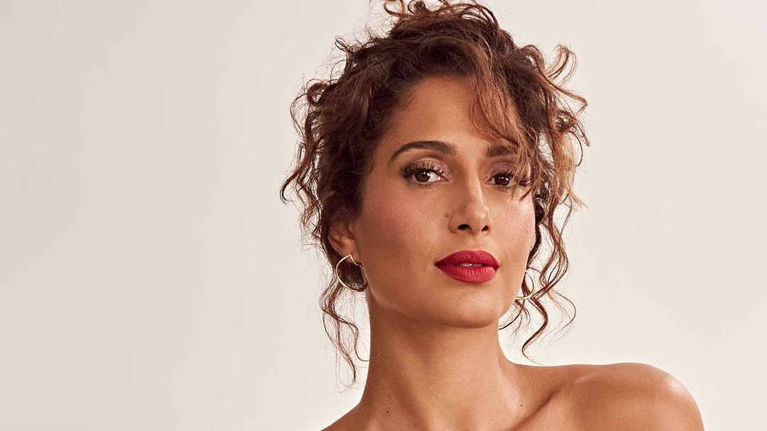 A atriz Camila Pitanga - Foto: Reprodução