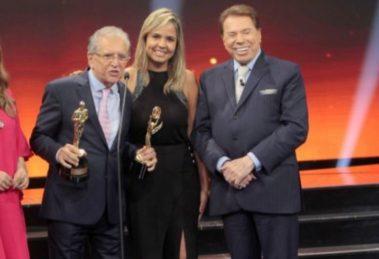 O apresentador Carlos Alberto desabafou sobre Silvio Santos - Foto: Reprodução