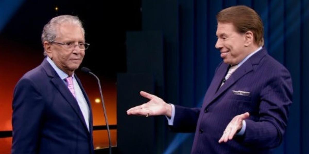 Carlos Alberto de Nóbrega será o último a voltar à emissora de Silvio Santos (Foto: Reprodução/SBT)