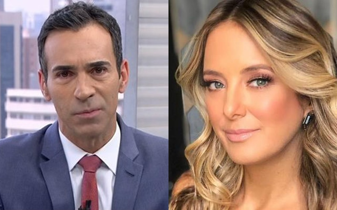 César Tralli revelou dificuldades no casamento com Ticiane Pinheiro (Foto: reprodução)