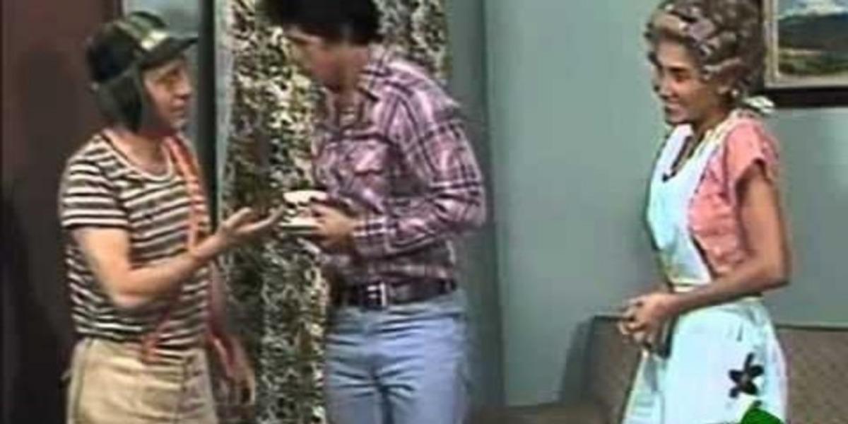 Hector Bonilla conseguiu ficar famoso no Brasil após participar de um único episódio de Chaves (Montagem: TV Foco)