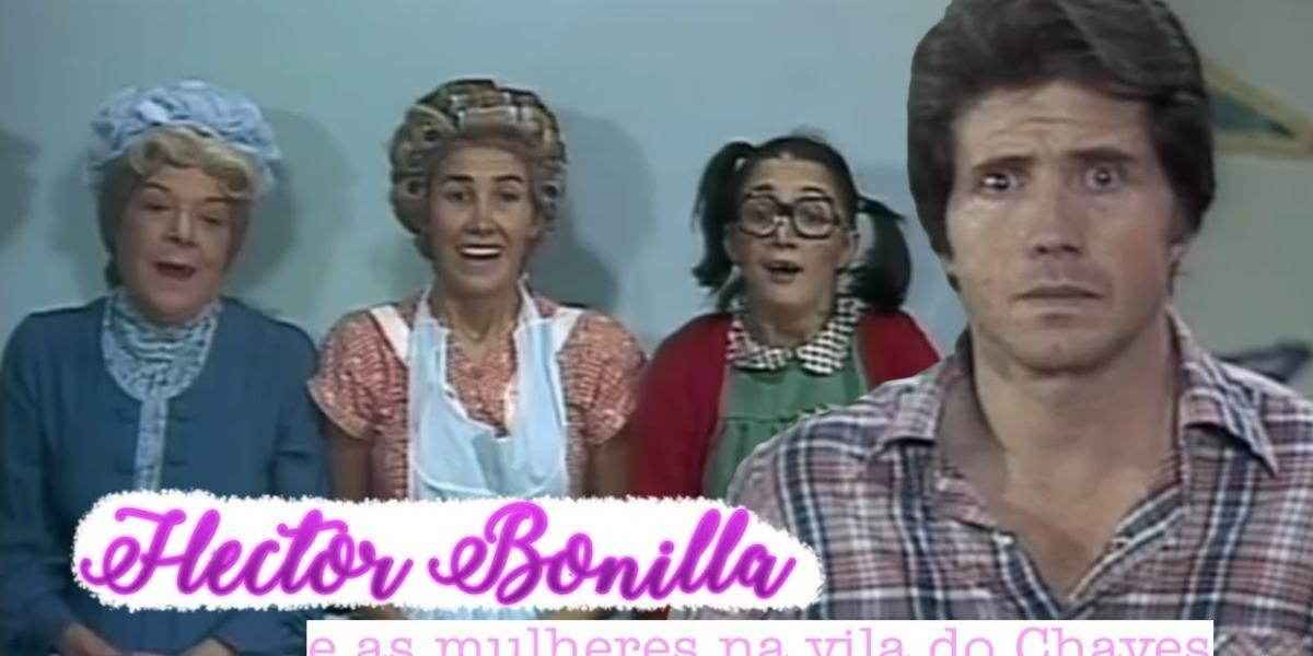 O Episódio Um Astro Cai na Vila foi escrito por Bolaños para Hector Bonilla entender como trabalhar com uma câmera só (Imagem: Internet)