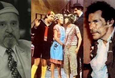 Chaves teve podres nos bastidores revelados (Foto montagem: TV Foco)