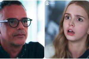 Luis e Clara tem discussão feia em Malhação Viva a Diferença