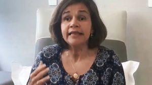 A atriz Claudia Rodrigues, famosa pelo papel de Marinete - Foto: Reprodução