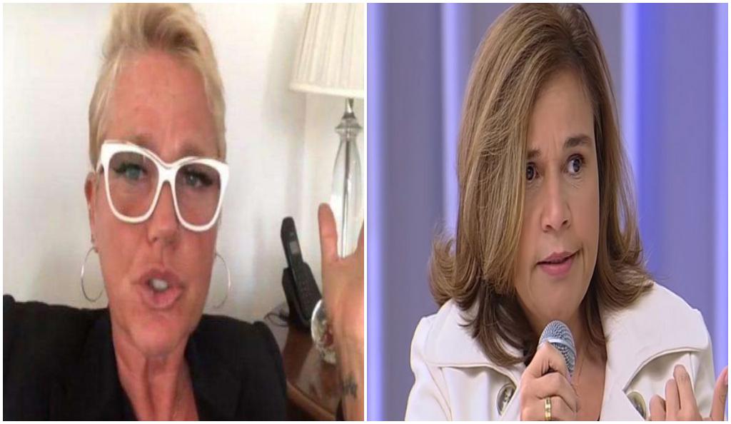 Claudia Rodrigues quebrou o silêncio sobre Xuxa - Foto: Montagem