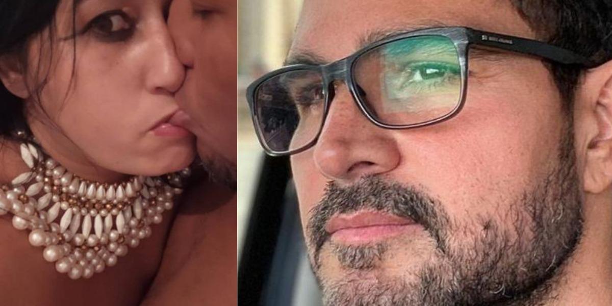Cleo Loyola, ex de Luciano Camargo, publicou fotos quentes (Foto: Reprodução/Instagram)