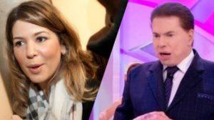 Daniela Beyrute fala da saudades do pai, Silvio Santos e dos eventos em Família (Montagem: TV Foco)