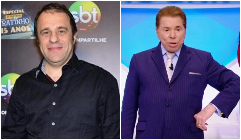 Diretor do SBT surpreendeu e quebrou o silêncio sobre Silvio Santos - Foto: Montagem