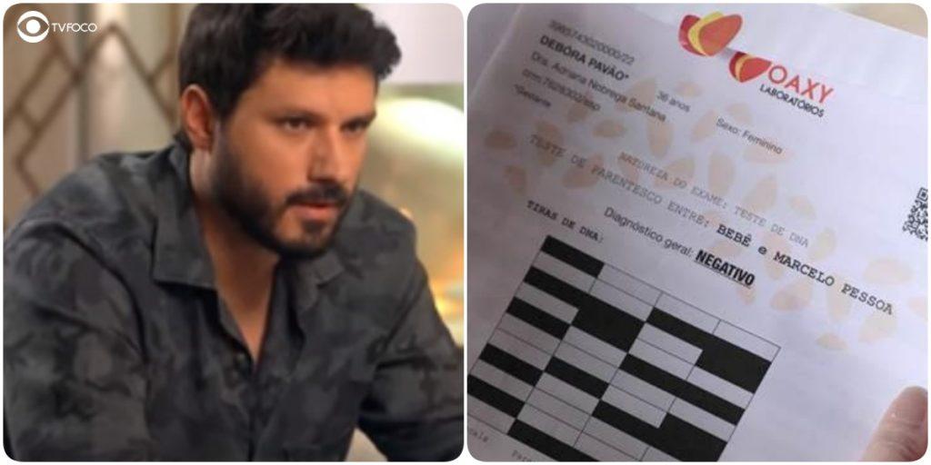 Marcelo refaz exame de DNA na trama de As Aventuras de Poliana