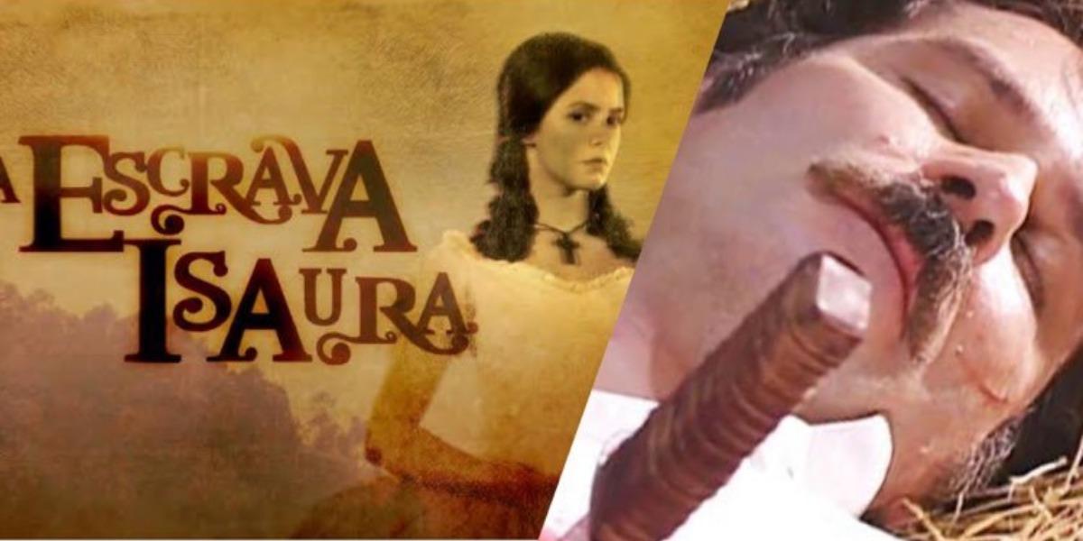 Escrava Isaura é exibida pela quinta vez pela Record e deve ter um novo assassino para Leôncio (Montagem: TV Foco)