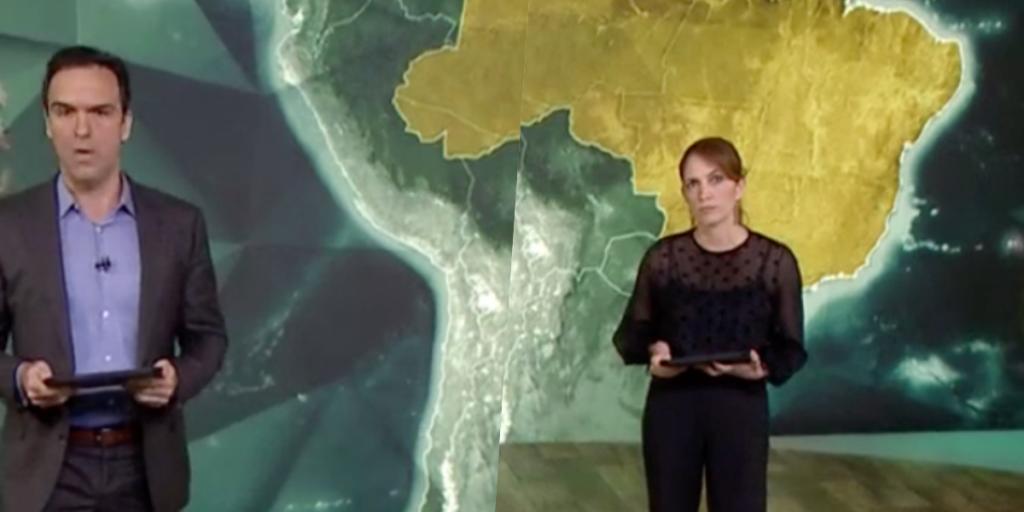 Fantástico interrompeu programação da Globo às pressas (Foto montagem)